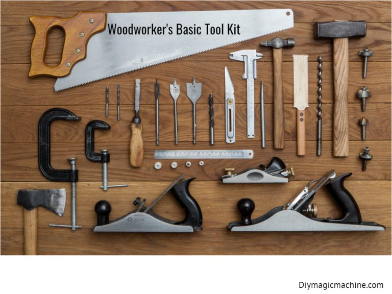 Exploring the Woodworker's Basic Tool Kit